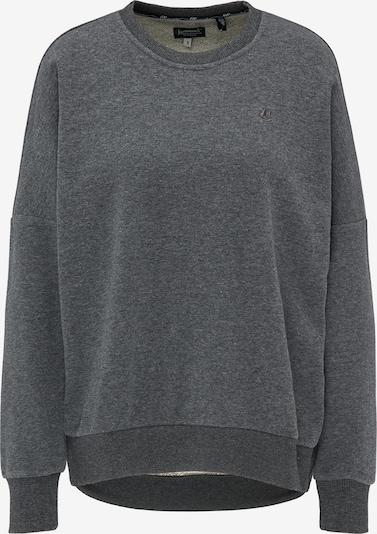 DREIMASTER Sweatshirt in anthrazit, Produktansicht