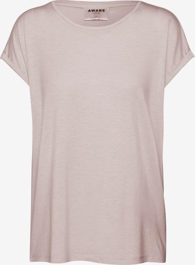 VERO MODA T-Shirt 'AVA PLAIN' in rosa, Produktansicht