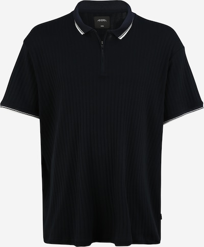 BURTON MENSWEAR LONDON (Big & Tall) Shirt in nachtblau, Produktansicht