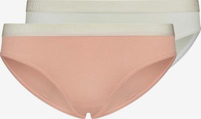 Skiny Slip Lovely Girls im 2er-Pack mit elastischem Bund in rosa / weiß, Produktansicht
