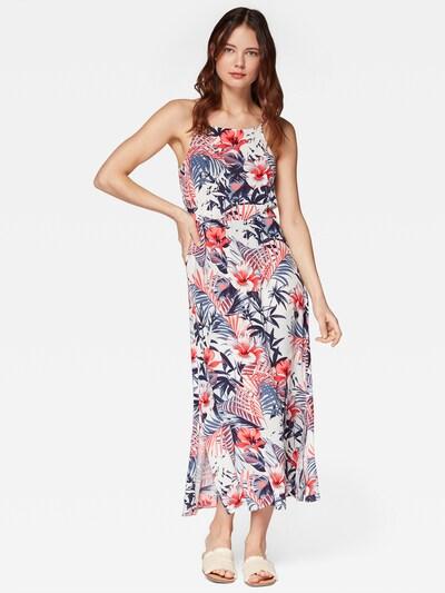 Mavi Kleid in mischfarben / weiß, Modelansicht