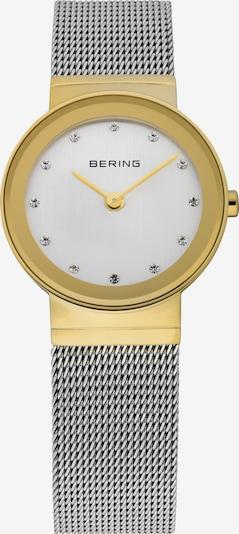 BERING Uhr in gold / silber / weiß, Produktansicht