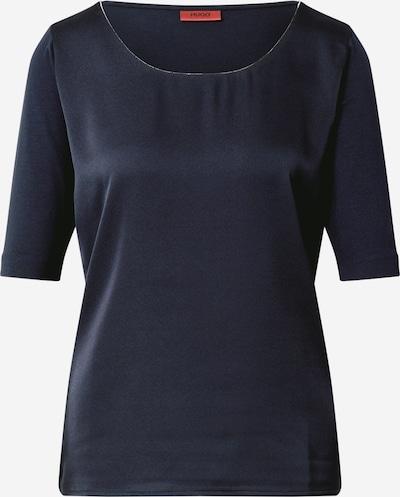 HUGO T-shirt 'Dresselie' en bleu foncé, Vue avec produit