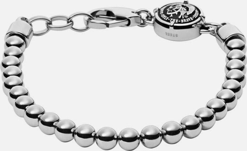 DIESEL Diesel Armband 'ROCK BIKER, DX0930040'