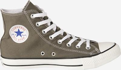 CONVERSE Sneaker in anthrazit: Seitenansicht