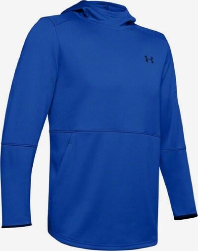 UNDER ARMOUR Sweatshirt in blau, Produktansicht