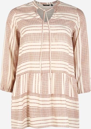 Vero Moda Curve Tunika 'Miro' | bež barva, Prikaz izdelka