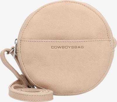 Amsterdam Cowboys Carry Umhängetasche Leder 18 cm in beige, Produktansicht