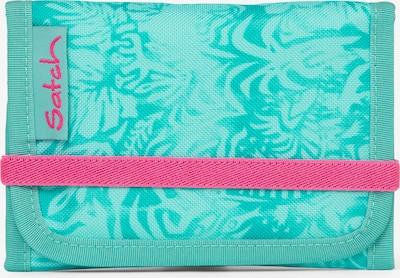 Satch Geldbörse in blau, Produktansicht