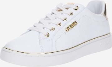 GUESS Sneakers 'BECKIE' in White