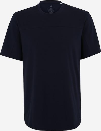 Sportiniai marškinėliai 'CITY BASE TEE' iš ADIDAS PERFORMANCE , spalva - tamsiai mėlyna, Prekių apžvalga