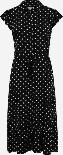 Dorothy Perkins (Petite) Sukienka 'Spot Frill' w kolorze czarny / białym, Podgląd produktu