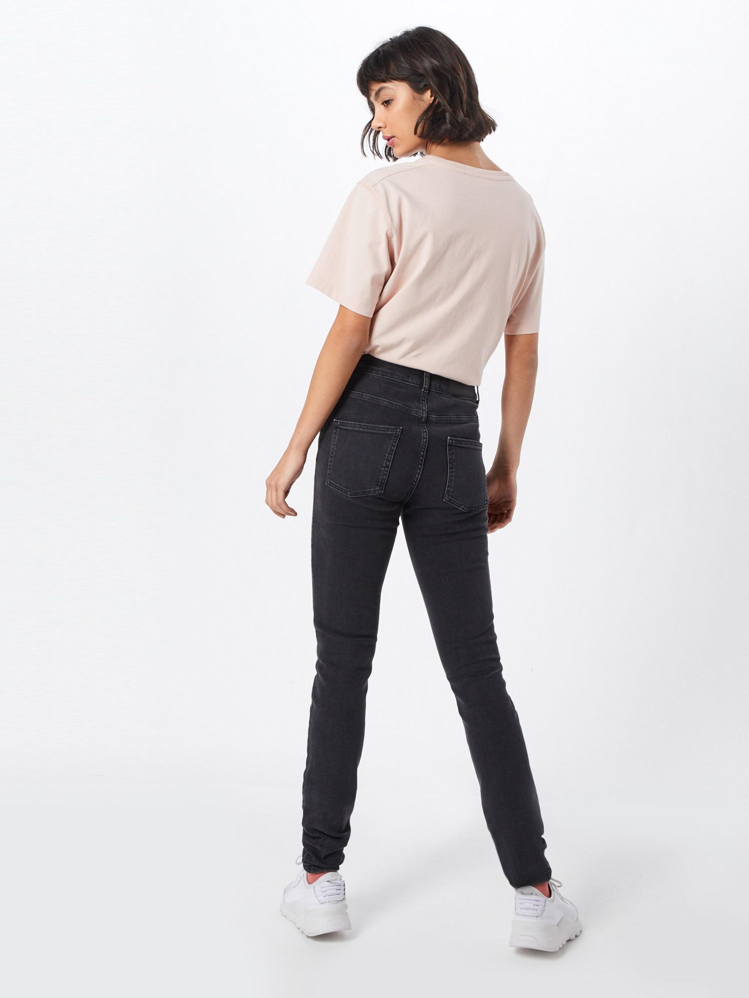 Denim In Grey Jeans 'stella' Why7 kwOP8n0