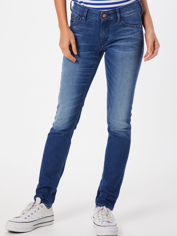 Kings En Of Indigo 'juno' Jean Bleu Denim 354RAjL