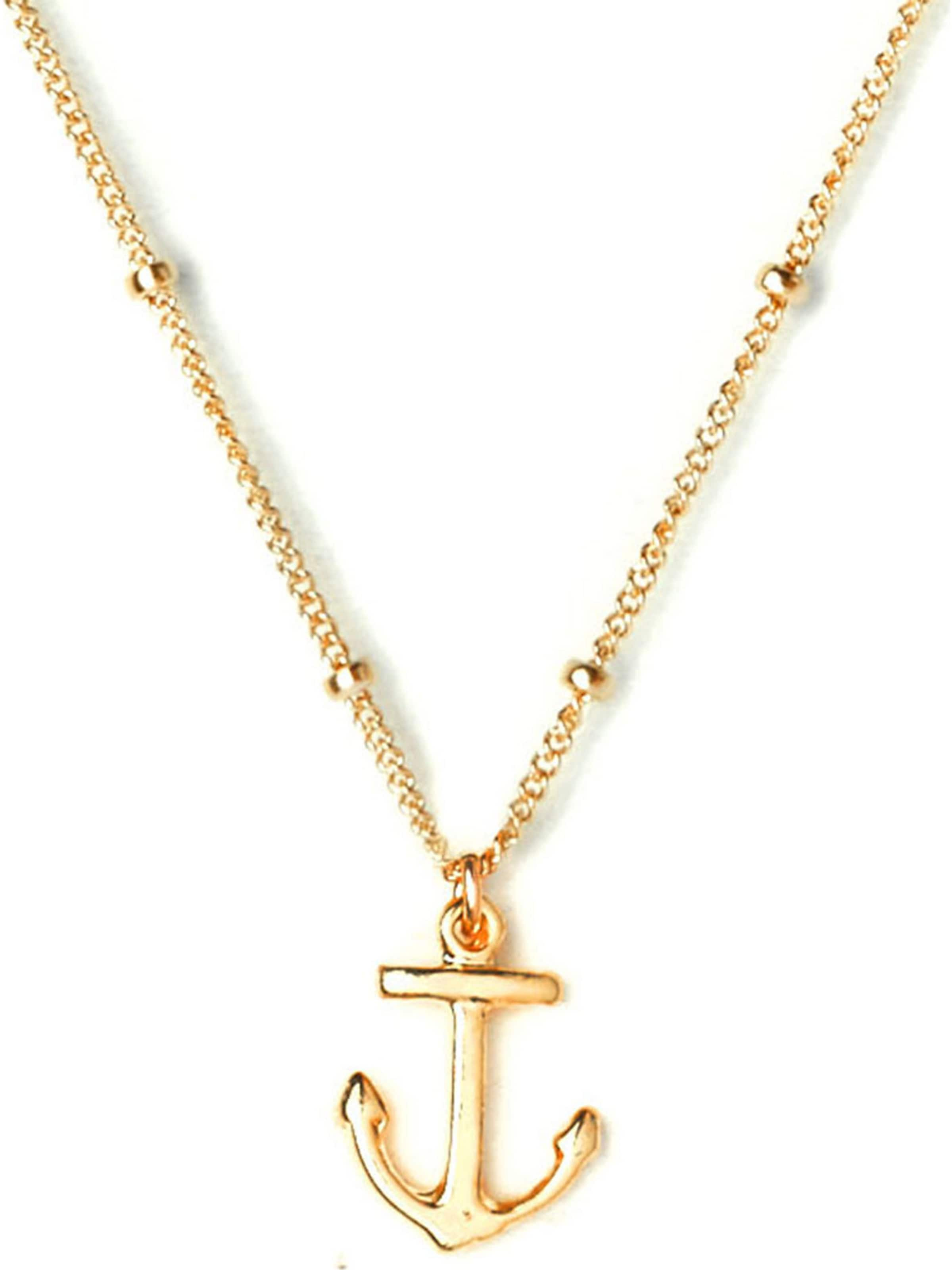 'anchor Nes023g' In Kette Koshikira Gold 43LAjq5R