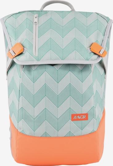 AEVOR Tagesrucksack 'Daypack' in grün / mint, Produktansicht