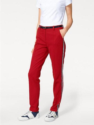 heine Kalhoty - červená, Model/ka