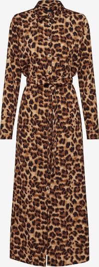 OBJECT Kleid 'KATRINE' in braun, Produktansicht