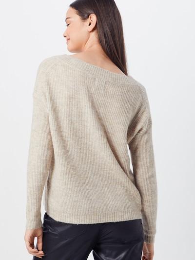 Megztinis iš ONLY , spalva - marga smėlio spalva: Vaizdas iš galinės pusės