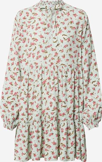 EDITED Kleid  'Heather' in mint / dunkelpink, Produktansicht