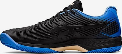ASICS Sportschuh 'Solution Speed Ff Clay' in blau / schwarz, Produktansicht
