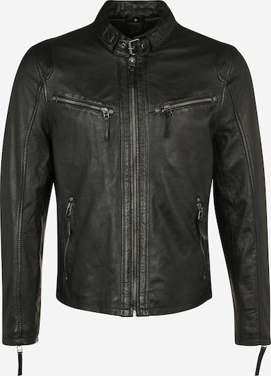 Gipsy Lederjacke 'Coby' in schwarz, Produktansicht