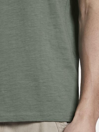 TOM TAILOR Shirt in khaki: Frontalansicht