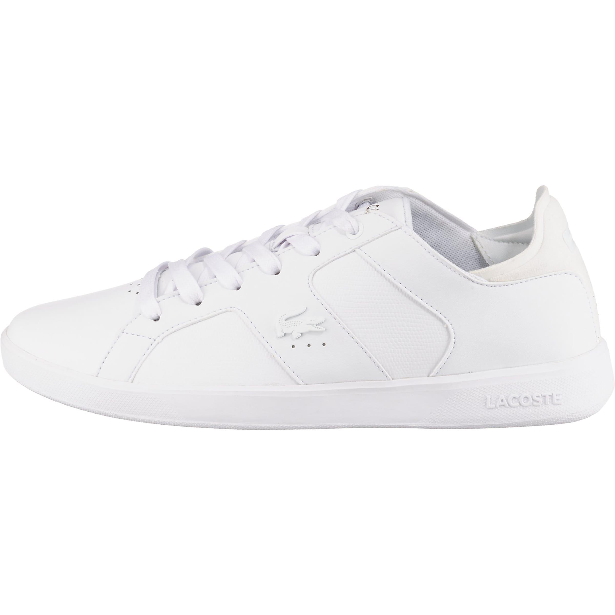 Lacoste Sneaker 'novas' Sneaker Lacoste Weiß In 'novas' In pzGUqSMV