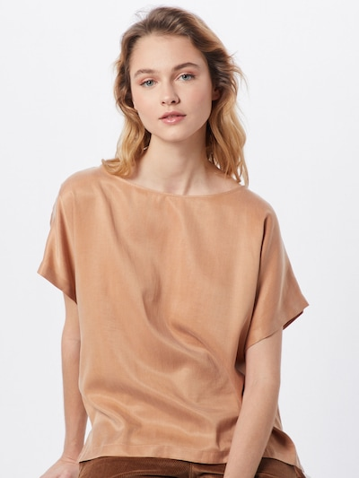 DRYKORN Bluse 'SOMIA' in puder, Modelansicht