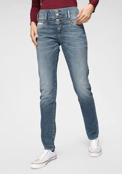 Herrlicher Jeans in blau, Modelansicht