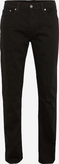 LEVI'S Jeans in black denim: Frontalansicht