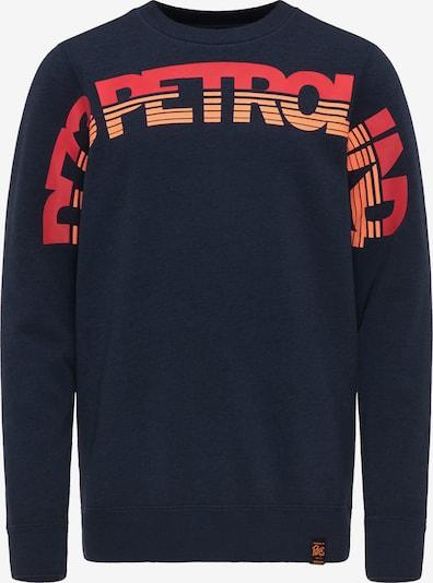 Petrol Industries Sweatshirt in blau, Produktansicht