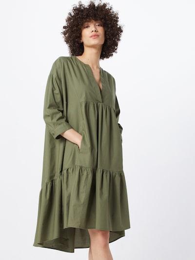 Y.A.S Kleid 'MERIAN' in oliv, Modelansicht