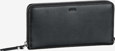 BREE Langbörse 'Lynn 163' in schwarz, Produktansicht