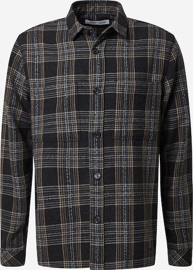Samsoe Samsoe Hemd 'Waltones' in mischfarben / schwarz, Produktansicht