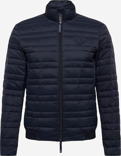 ARMANI EXCHANGE Prehodna jakna | mornarska barva, Prikaz izdelka