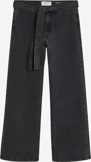 VIOLETA by Mango Jeans 'christie-i' in schwarz, Produktansicht
