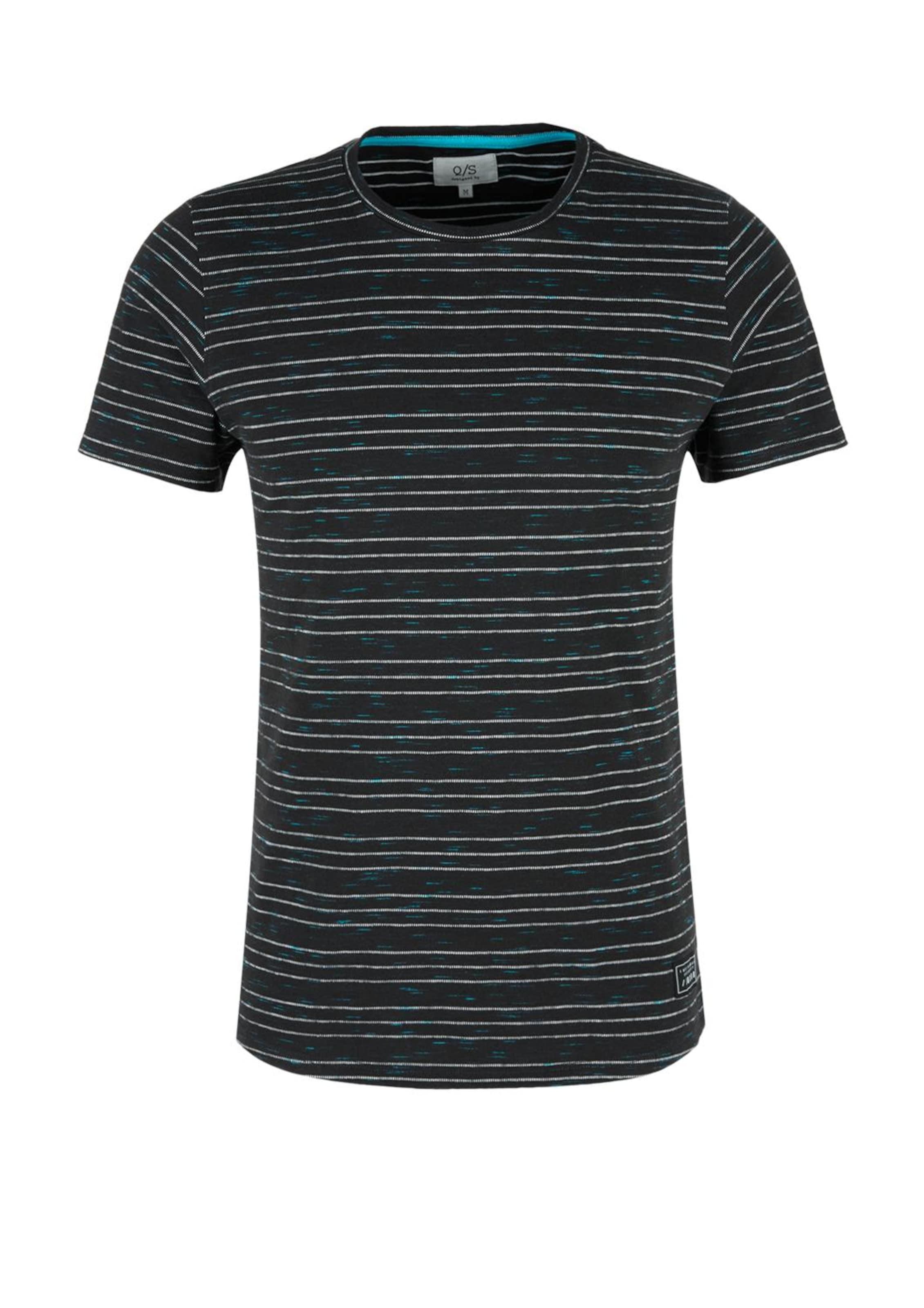 Designed T AquaSchwarz Weiß Q shirt In By s PkiuOZX