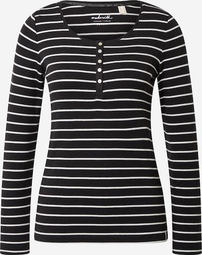 ESPRIT Shirt in schwarz / weiß, Produktansicht