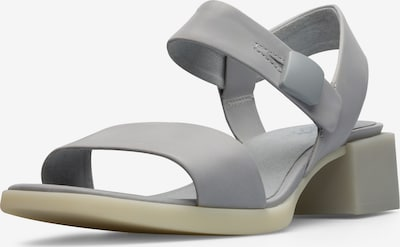 CAMPER Sandale 'Kobo' in grau, Produktansicht