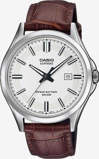 CASIO Uhr in braun, Produktansicht