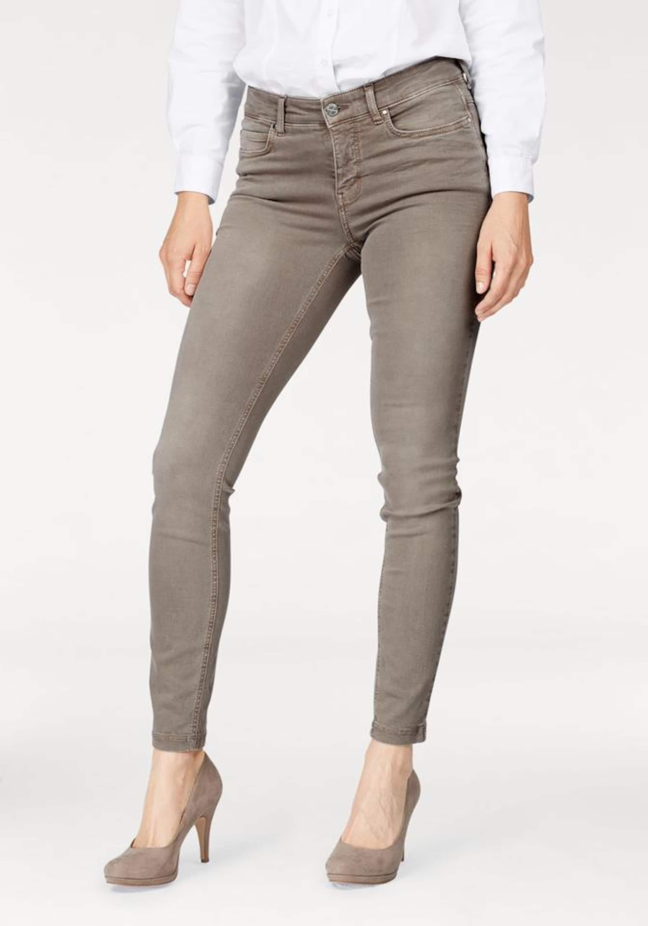 MAC Gerade Jeans 'Dream Skinny' Kaufen Authentische Online Factory Outlet Günstig Online QwKH2E