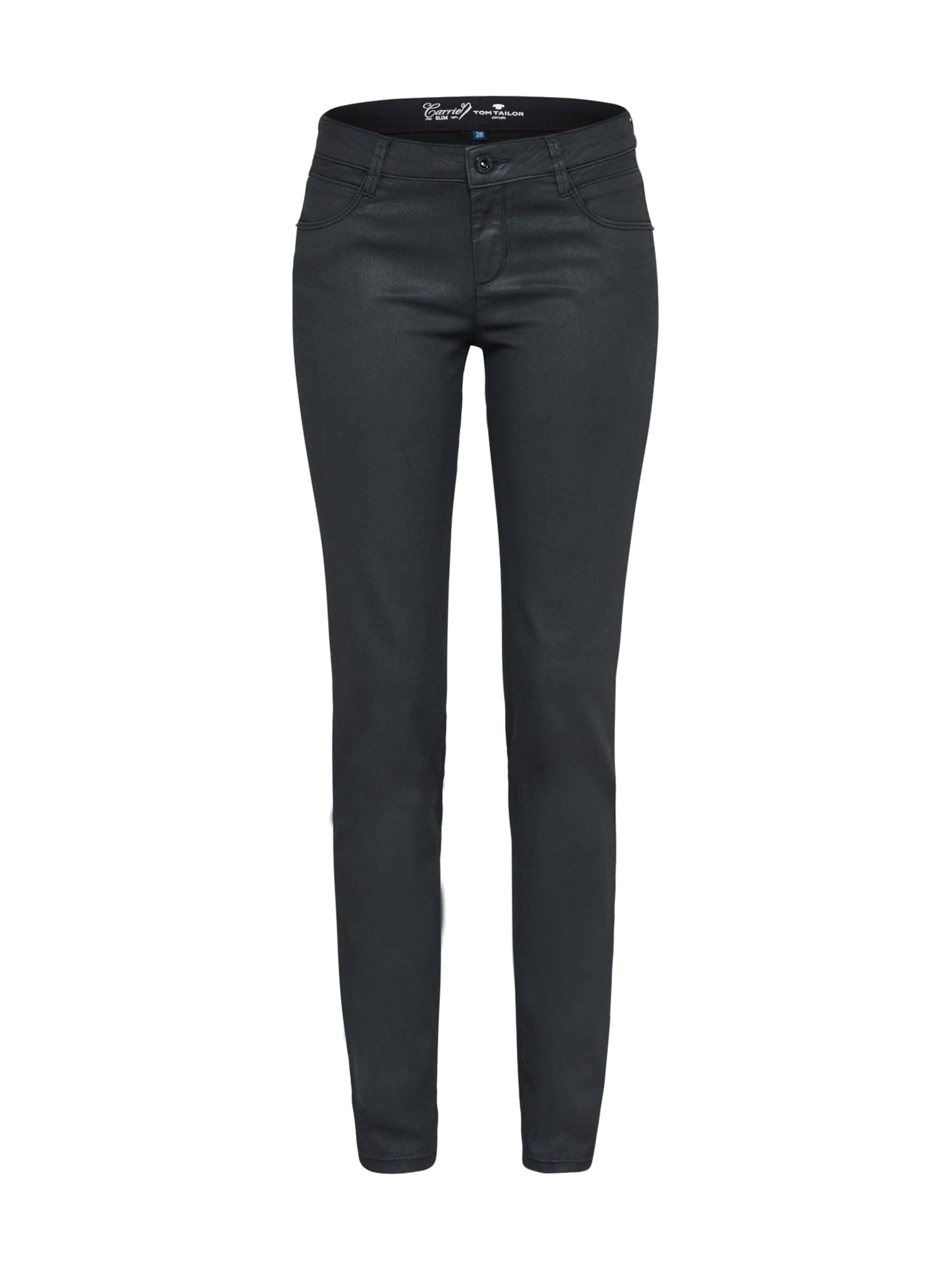 Tailor 'slim With Coating' Carrie Tom En Jean Noir ordCBex