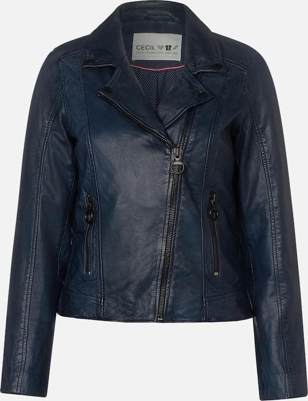 another chance cheaper exclusive shoes Cecil Lederjacke ohne Versandkosten bei ABOUT YOU