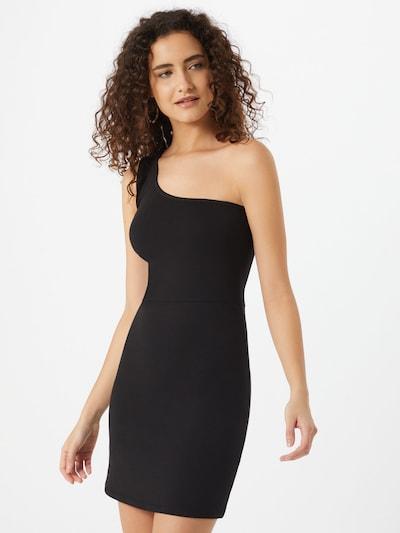 VILA Kleid 'Lali' in schwarz, Modelansicht