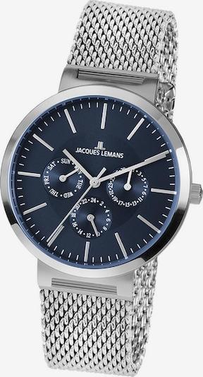 Jacques Lemans Uhr 'Milano, 1-1950H' in blau / silber, Produktansicht