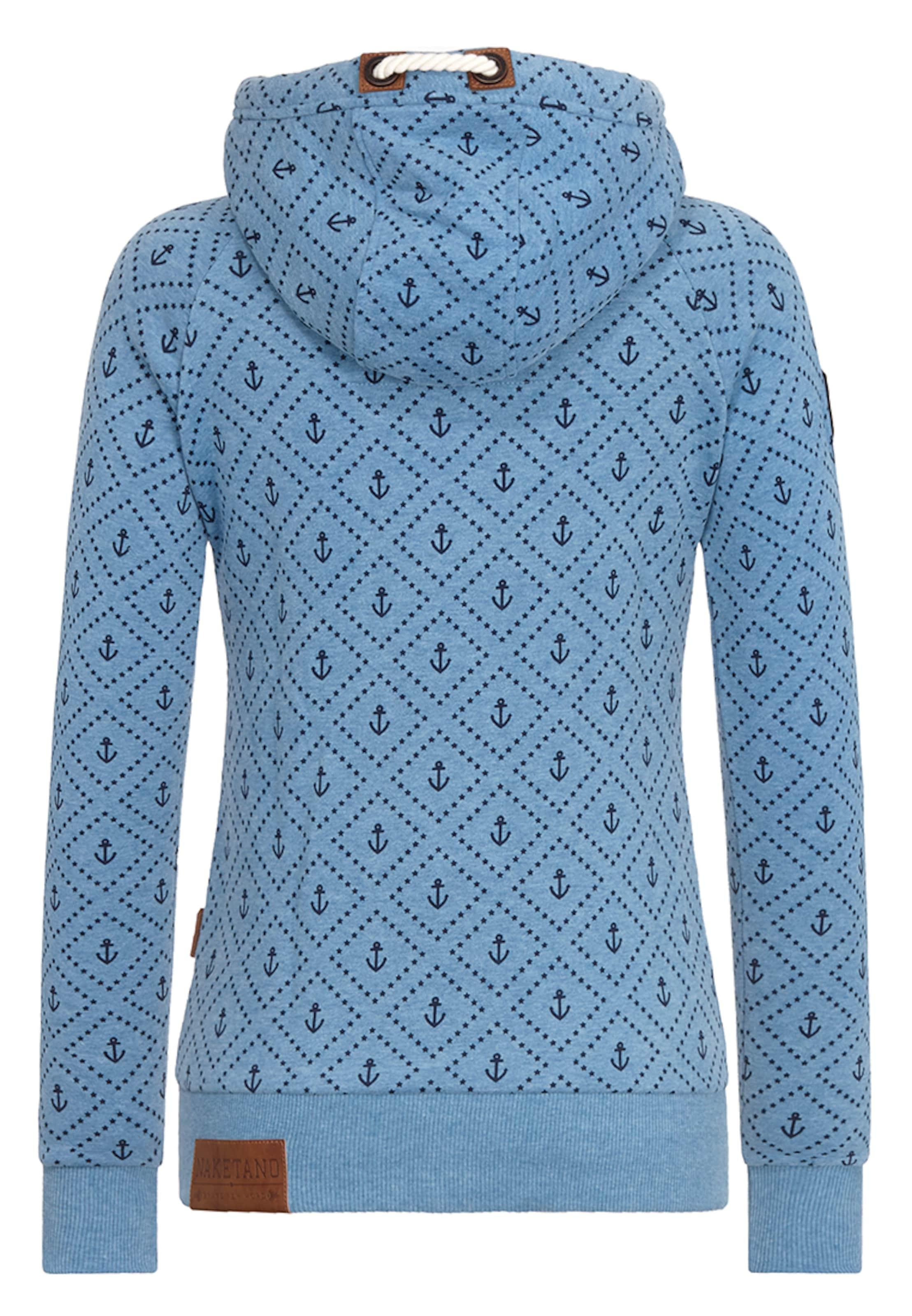 naketano Zipped Jacket 'Jennifer Hart IV' Billig Verkauf Vorbestellung Billig Verkauf Echten TLJt1L3
