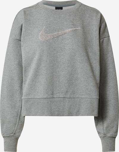 NIKE Sportief sweatshirt in de kleur Grijs gemêleerd, Productweergave