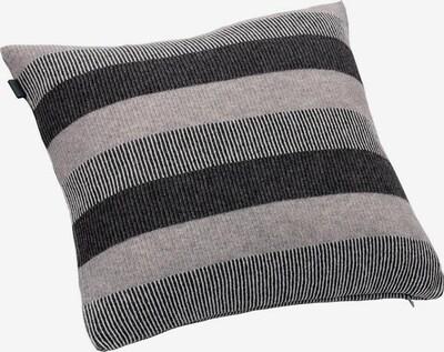 GANT Kissenhülle 'Popper' in grau / dunkelgrau, Produktansicht
