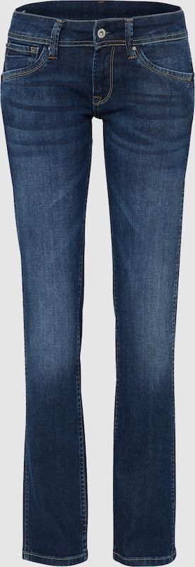 Pepe Jeans 'Olympia' Jeans in blau  Bequem und günstig